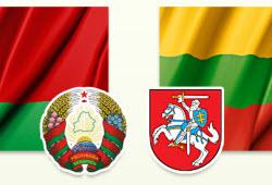 Беларусь Литва