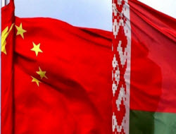 Китай Беларусь