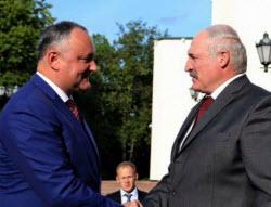 Лукашенко Додон
