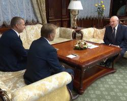 Лукашенко ЕИБ