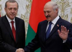 Лукашенко Эрдоган