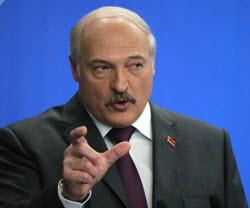 Лукашенко костюм