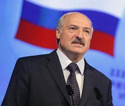 Лукашенко Россия