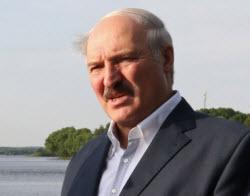 Лукашенко отпуск