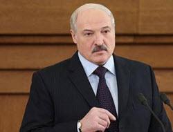 Лукашенко послание