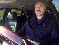 Лукашенко автомобиль