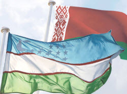 Узбекистан Беларусь