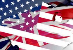 Великобритания США
