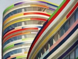 цвет зданий