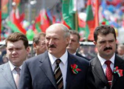 дети Лукашенко