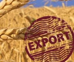 экспорт сельхозпродукции