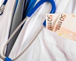 коррупция здравоохранение