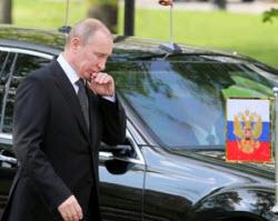 Путин лимузин
