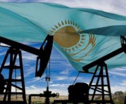 нефть Казахстан