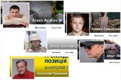политики Украины