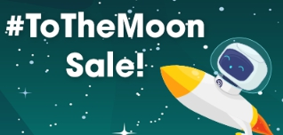 #ToTheMoon Sale