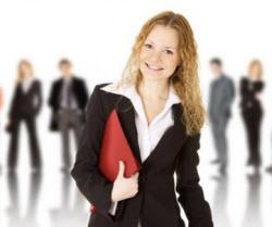 женщины бизнес