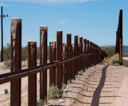 Стена Мексика